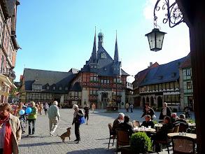 Photo: Marktplatz von Wernigerode