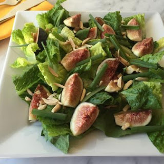 Fig Almond Salad