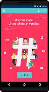 LYK - An Online Social Network with Privacy- screenshot thumbnail