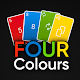 Four Colours (No Ads) - Match Colour or Number Download for PC Windows 10/8/7