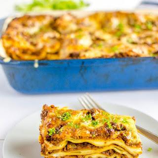 Ultimate Hidden Vegetable Lasagne.
