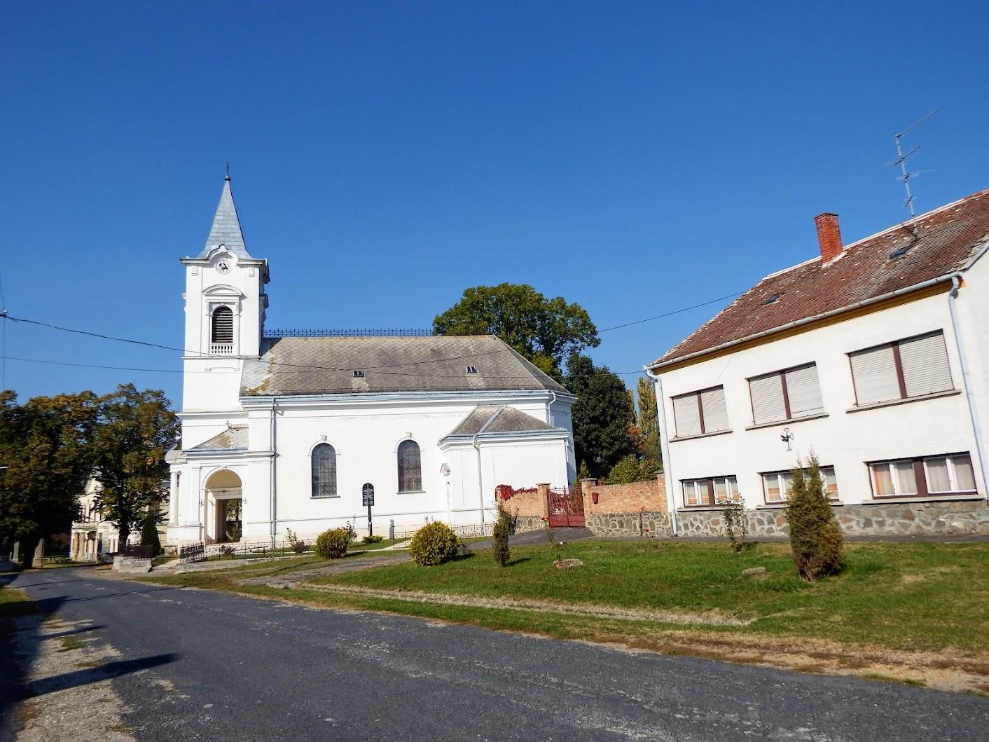 Répceszentgyörgy - Szent György rk. templom