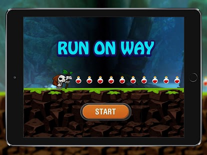 Run On Way - Endless Run Game - náhled
