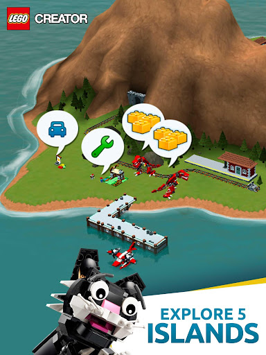 LEGOu00ae Creator Islands - Build, Play & Explore 3.0.0 screenshots 9