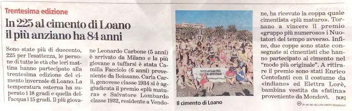 Photo: La Stampa 29 dicembre 2016