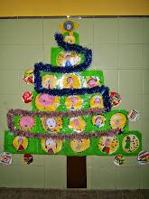 Photo: El árbol de Navidad de 5 años