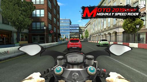 Moto 2019 - Highway Speed Rider - screenshot