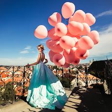 Wedding photographer Yulya Pushkareva (feelgood). Photo of 01.10.2015