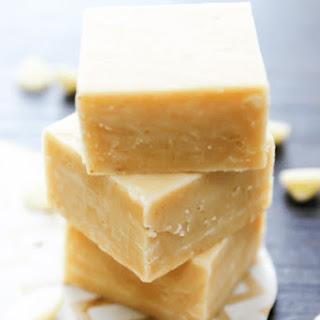 White Chocolate Peanut Butter Fudge Recipe