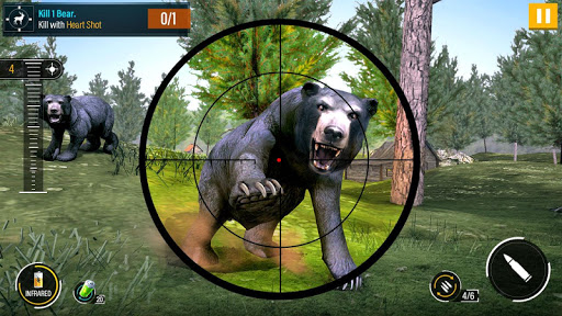 Wild Animal Hunting 2020 Free 1.4 screenshots 3