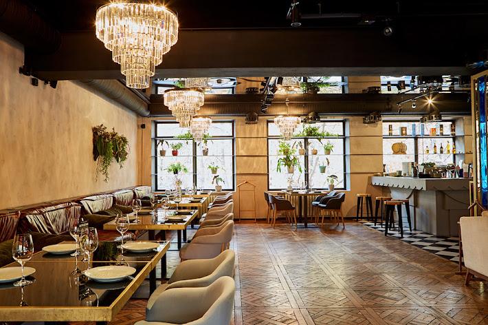 Фото №8 зала Ресторан «На Мосфильмовской»