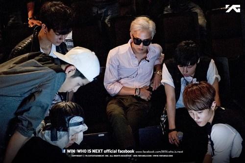 G-Dragon and iKON