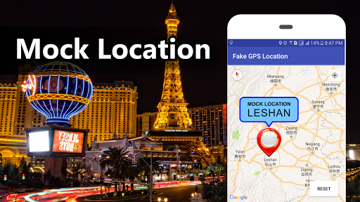 Fake GPS Location Changer- Fly GPS - Location Fake  screenshots 3