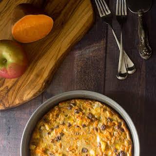 Sweet Potato Noodle Paleo Kugel (Pie) – Whole30.