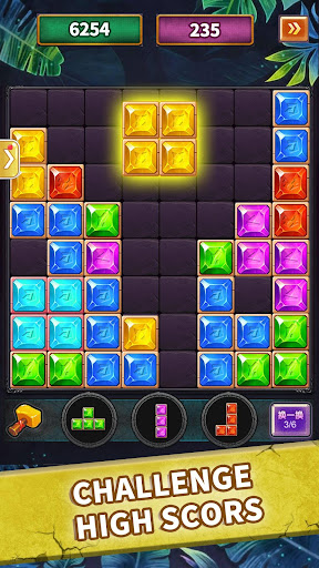 Block Puzzle:Gem blast - screenshot