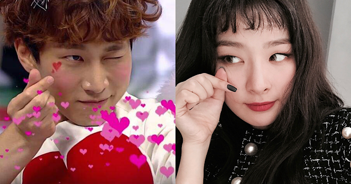 12 Idols Who Have Known Crushes On Other Idols
