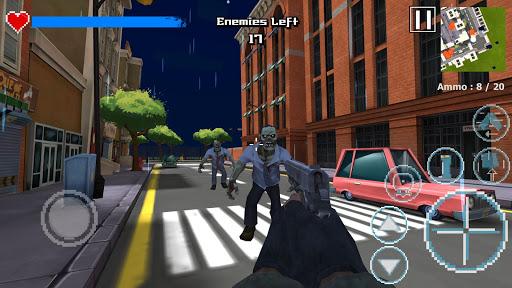 Resident Zombie Survival  screenshots 1