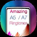 Top A5 / A7 Ringtones icon