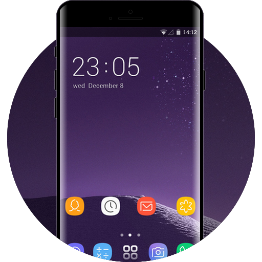 Theme for galaxy note 8 HD Launcher 2018 - Apps on Google Play