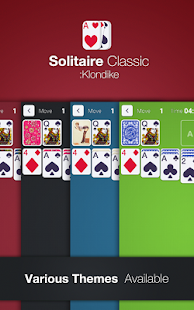 Solitaire Classic: Klondike - náhled