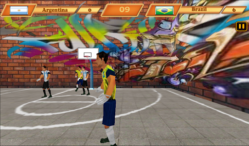 Street Basketball 2015