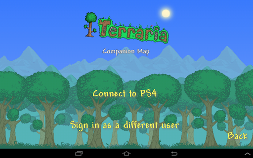 Terraria World Map screenshot 2