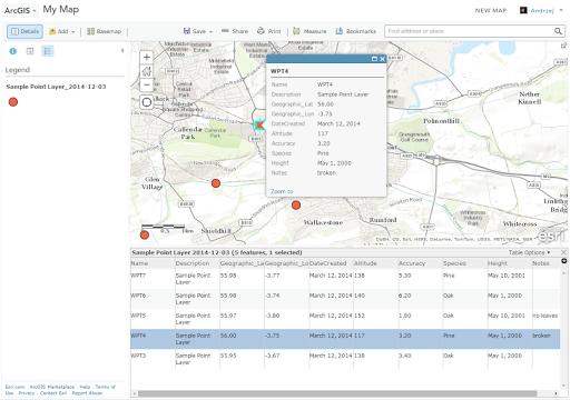 Mapit GIS - Map Data Collector & Measurements 6.9.2Core screenshots 8