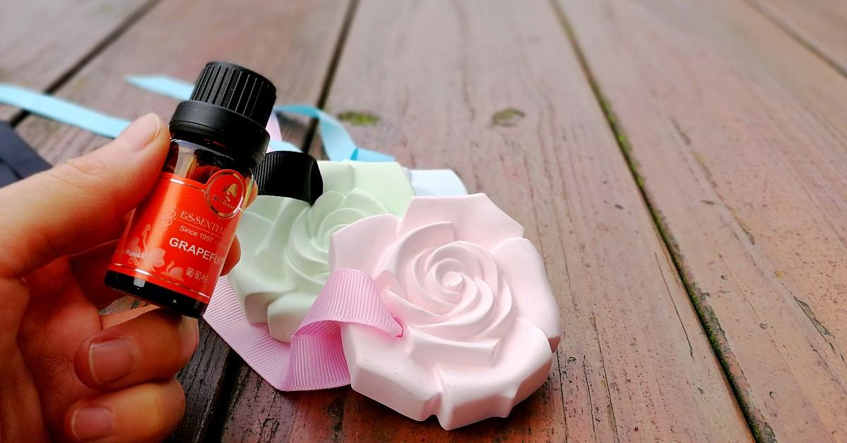 玫瑰擴香石