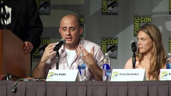 2013 Comic-Con Panel Q & A with Cast and Creators