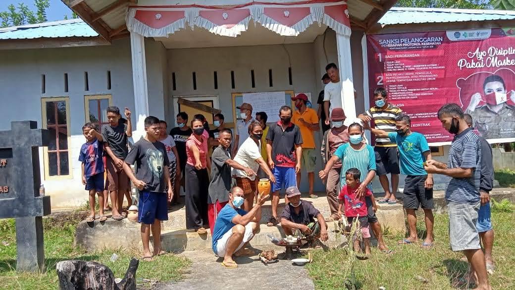 Peraturan Bupati Nomor 50 Tahun 2019 Diabaikan Demi Kepentingan Politik Sang Kepala Desa