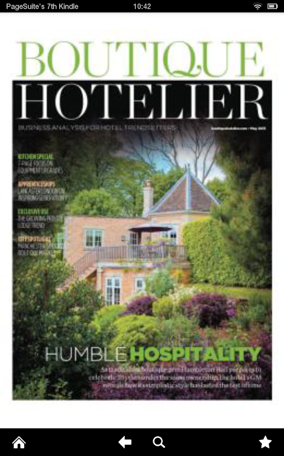 Boutique Hotelier - screenshot