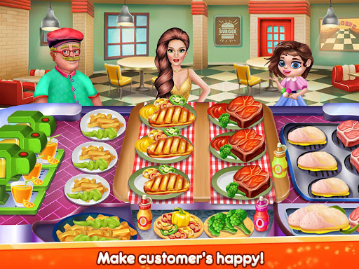 Kitchen Star Craze - Chef Restaurant Cooking Games 1.1.4 screenshots 4