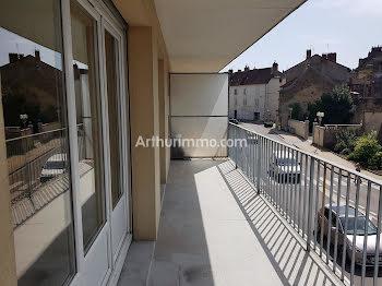appartement à Lons-le-Saunier (39)
