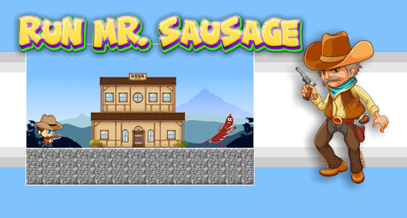 Run Sausage Pro - Hot dog game - náhled