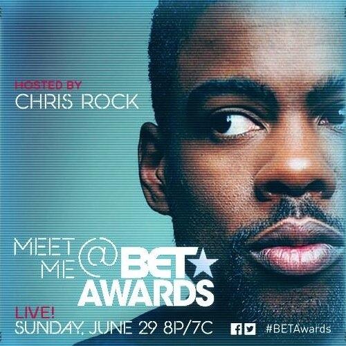 chris rock 2014 BET Awards