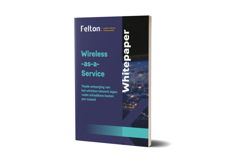 Wireless-as-a-Service afbeelding