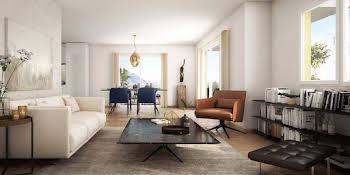 Appartement 2 pièces 46,41 m2