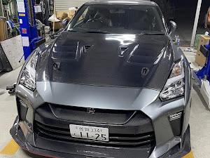 NISSAN GT-Rのカスタム事例画像 ピョコさんの2020年11月22日19:49の投稿