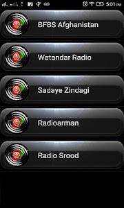 Radio FM Afghanistan screenshot 0