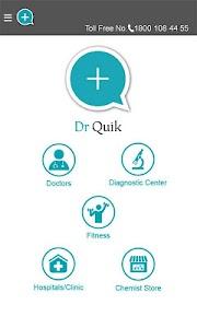 Dr Quik-Get Well Quik! screenshot 0