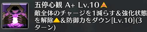 五停心観[A+]