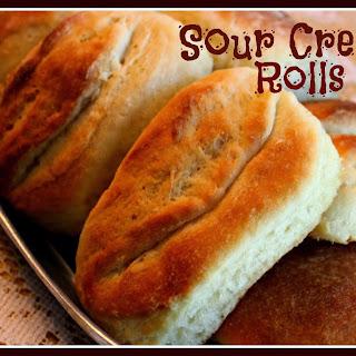Sour Cream Rolls!