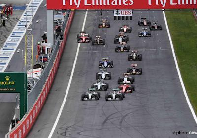 Racen zonder publiek, maar toch is bijna 1.000 aanwezigen strenge veiligheidsmaatregel voor Formule 1