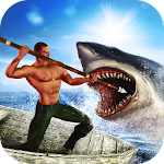 Open Shark Hunting Icon