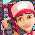 Subway Train Surf icon