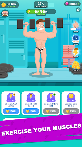 Calorie Killer-Keep Fit! screenshots 2
