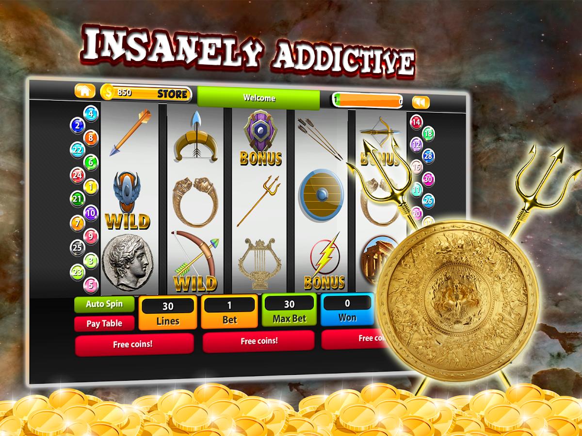 Casino god