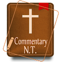 Bible Commentary New Testament icon