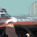 Traffic Crash 3D !!! icon