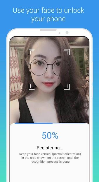 VinSmart Face Unlock